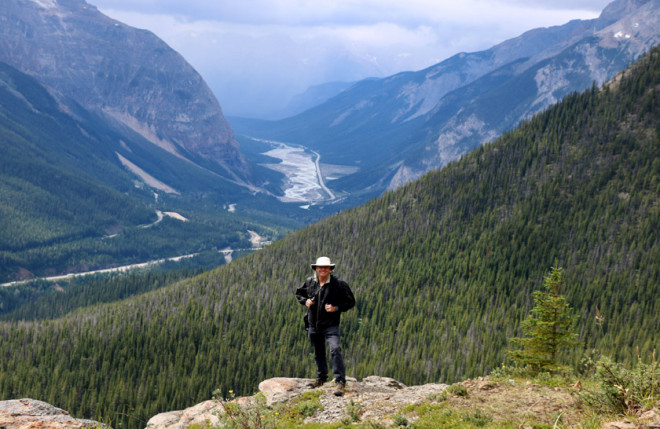 Paget Lookout Yoho National Park